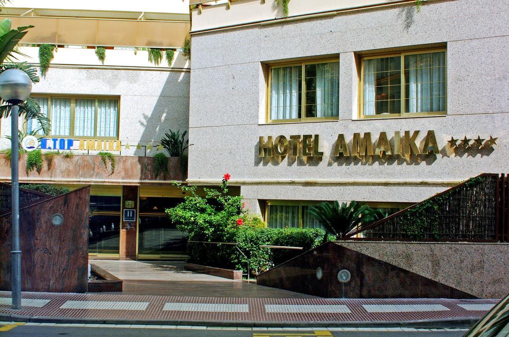 Туры в отель H.top Amaika Коста-де-Барселона-Маресме