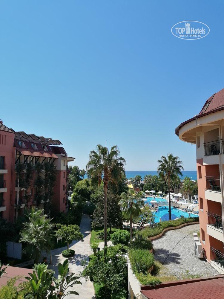Тури в готель Palmeras Beach Hotel Аланія