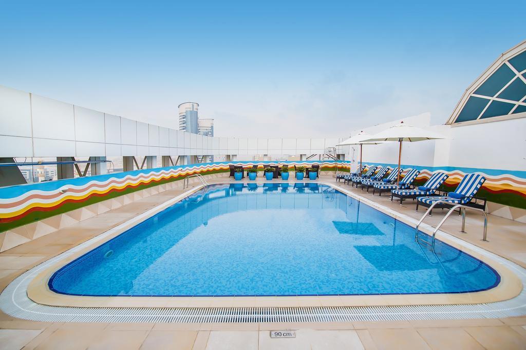 Grand Excelsior Hotel Bur Dubai, ОАЭ, Дубай (город)