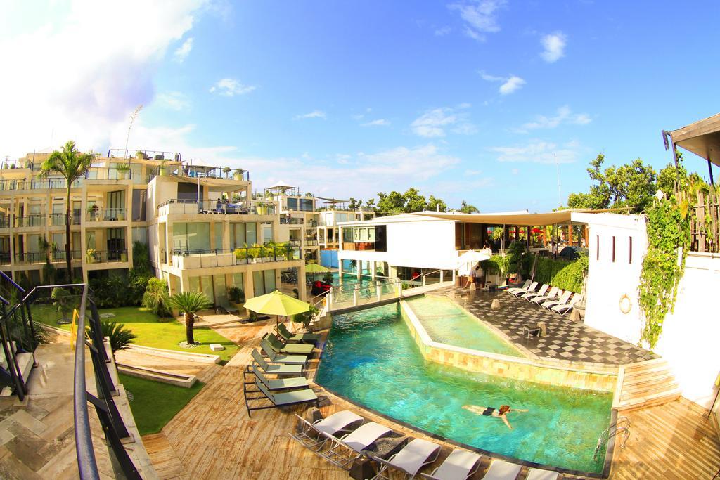 Отель, Furamaxclusive Ocean Beach Seminyak