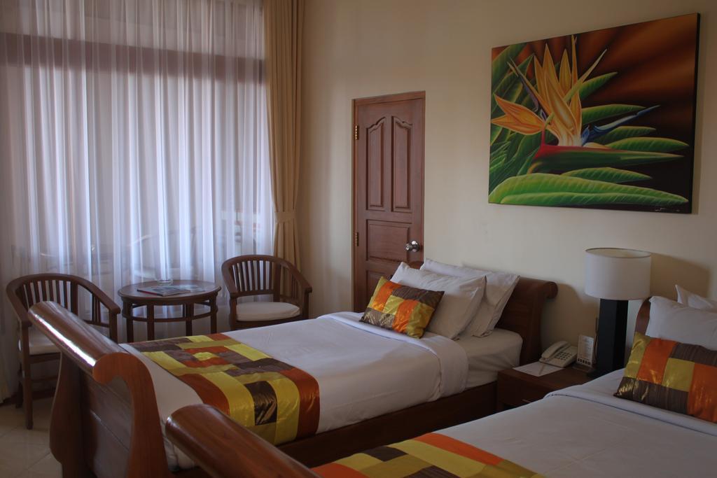 Горящие туры в отель Wina Holiday Villa Kuta Кута