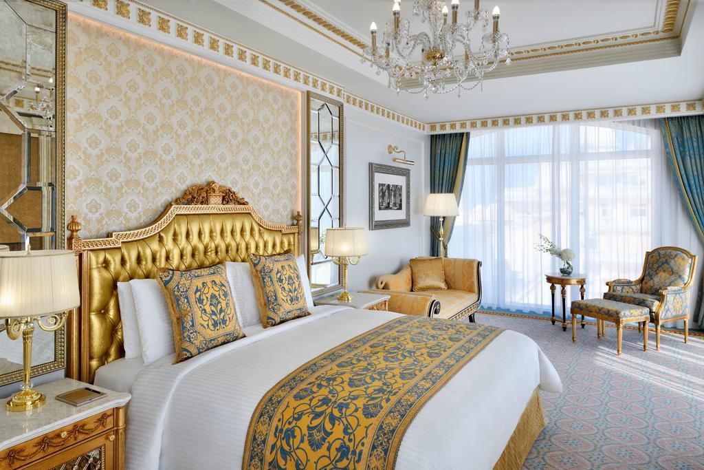 Відпочинок в готелі Emerald Palace Kempinski Dubai Дубай Пальма ОАЕ