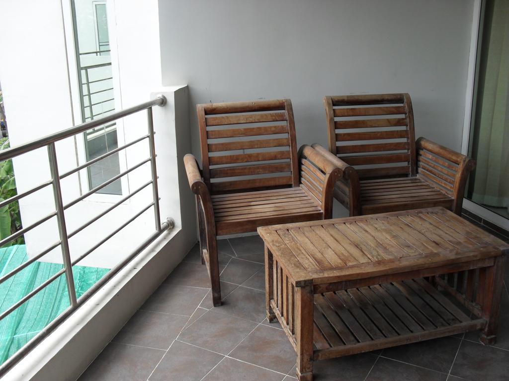 Отель, Таиланд, Паттайя, Jomtien Plaza Residence