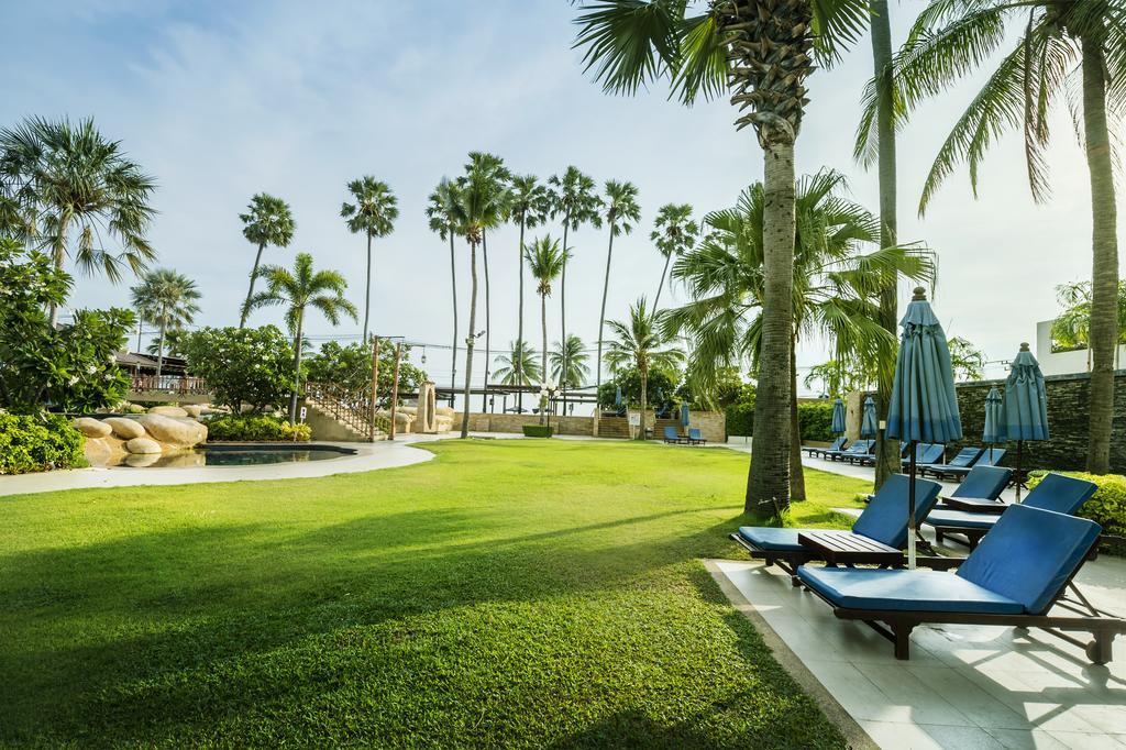 Туры в отель Jomtien Palm Beach Паттайя