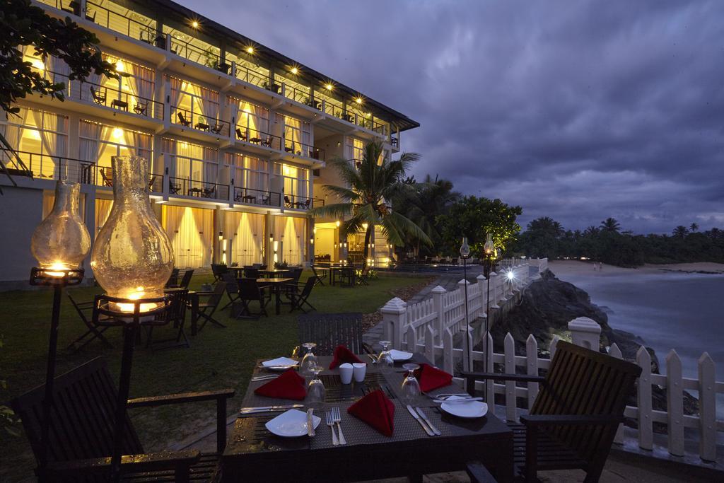 Отдых в отеле Garton's Cape Ахангама Шри-Ланка