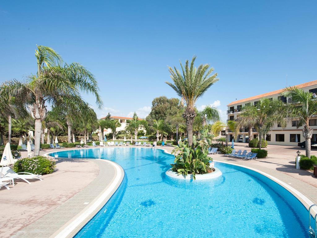 Anmaria Beach Hotel, Айя-Напа, Кипр, фотографии туров
