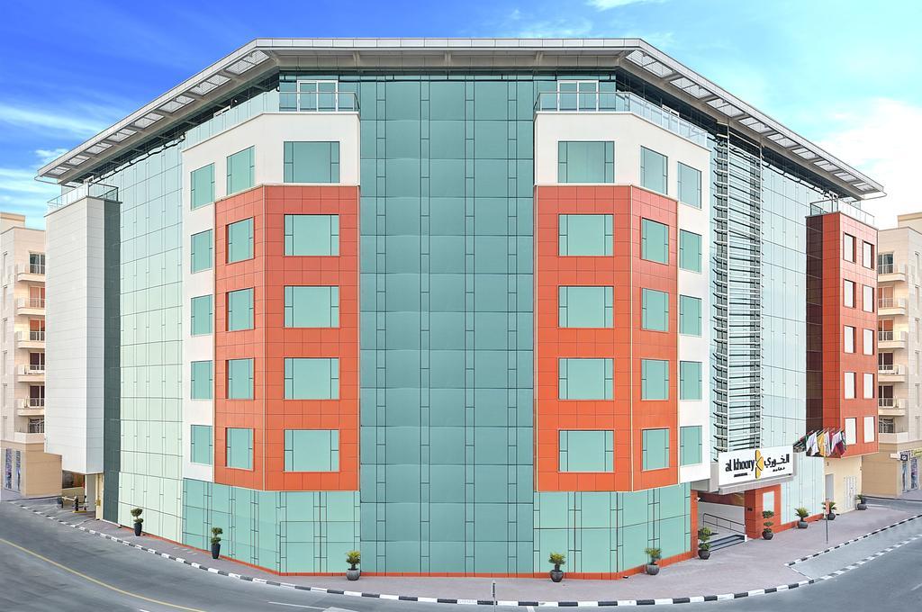 ОАЭ Al Khoory Atrium Hotel