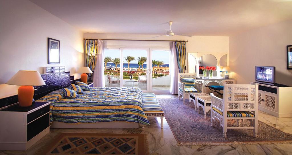 Baron Resort Sharm El Sheikh, номера
