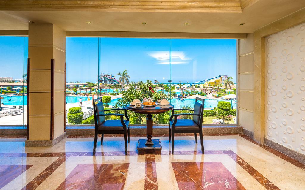 Hawaii Caesar Palace Hotel & Aquapark (Ex. Mirage Aquapark), Хургада, фотографии туров