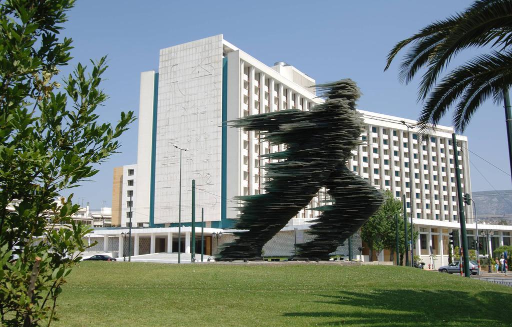 Афины, Hilton Athens, 5
