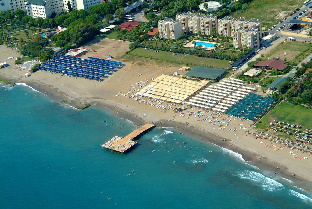 Відпочинок в готелі Hedef Resort & Spa