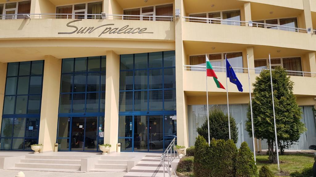 Отдых в отеле Sun Palace