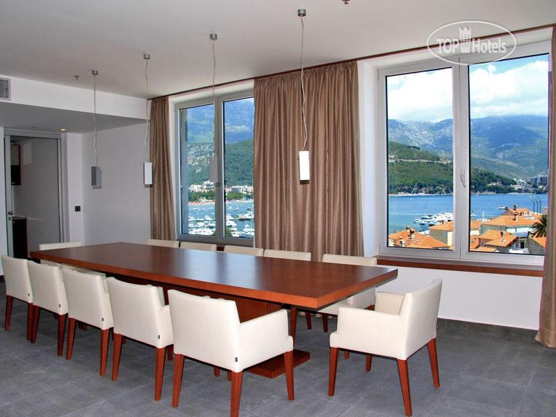 Avala Grand Luxury Suites, Будва, фотографии туров