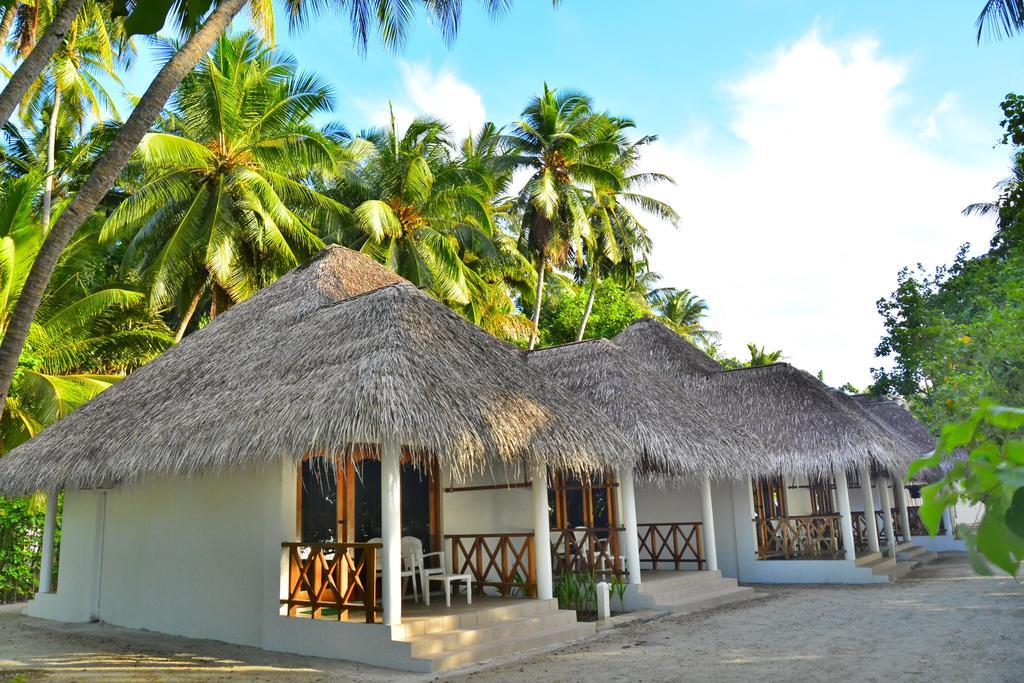 Отдых в отеле Fihalhohi Island Resort