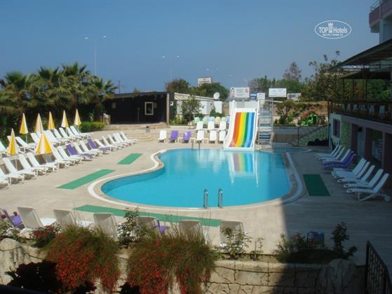 Горящие туры в отель Ideal Beach Аланья Турция