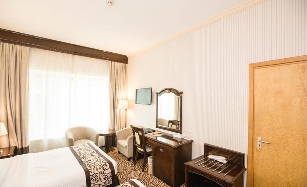 Отдых в отеле Sun and Sands Дубай (город)