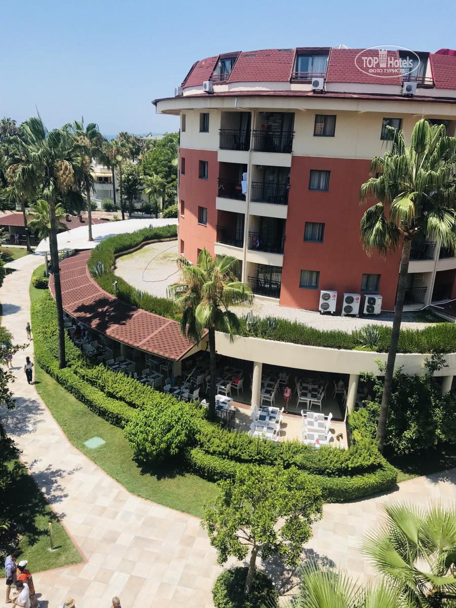 Аланія, Palmeras Beach Hotel, HV 1