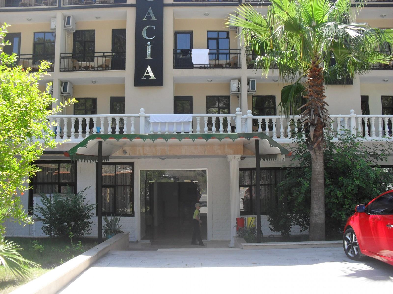Горящие туры в отель Akasia Resort (ex. Traum Hotel)