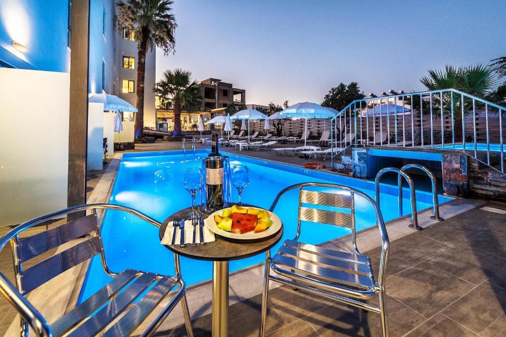 Відгуки про готелі Pollis Hotel