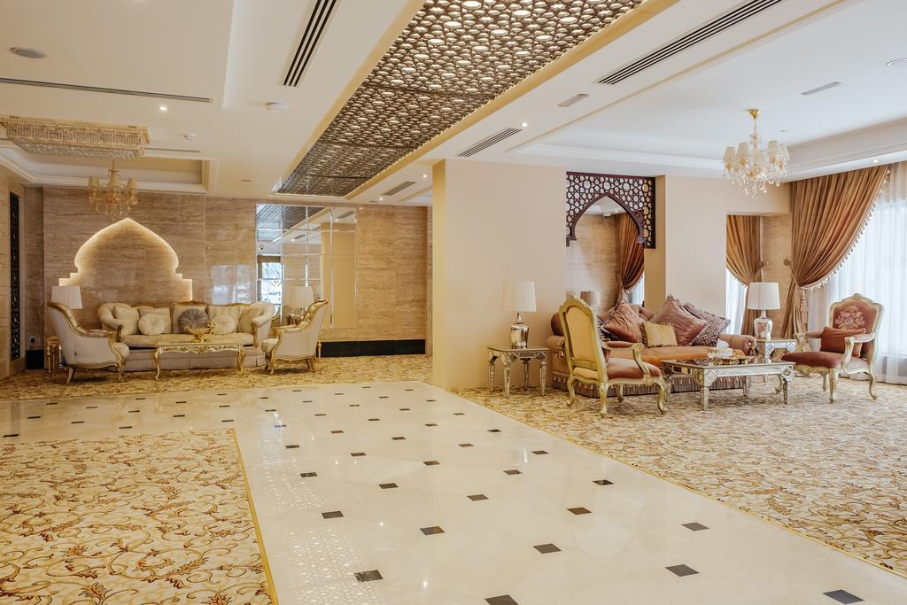 Отель, Шарджа, ОАЭ, Tulip Inn Al Khan Hotel