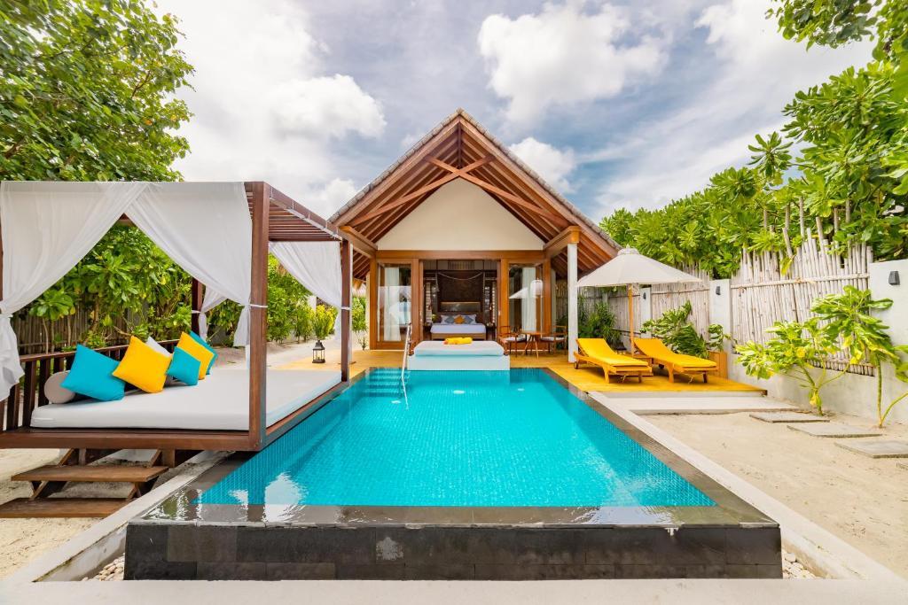 Готель, Раа Атол, Мальдіви, Furaveri Island Resort