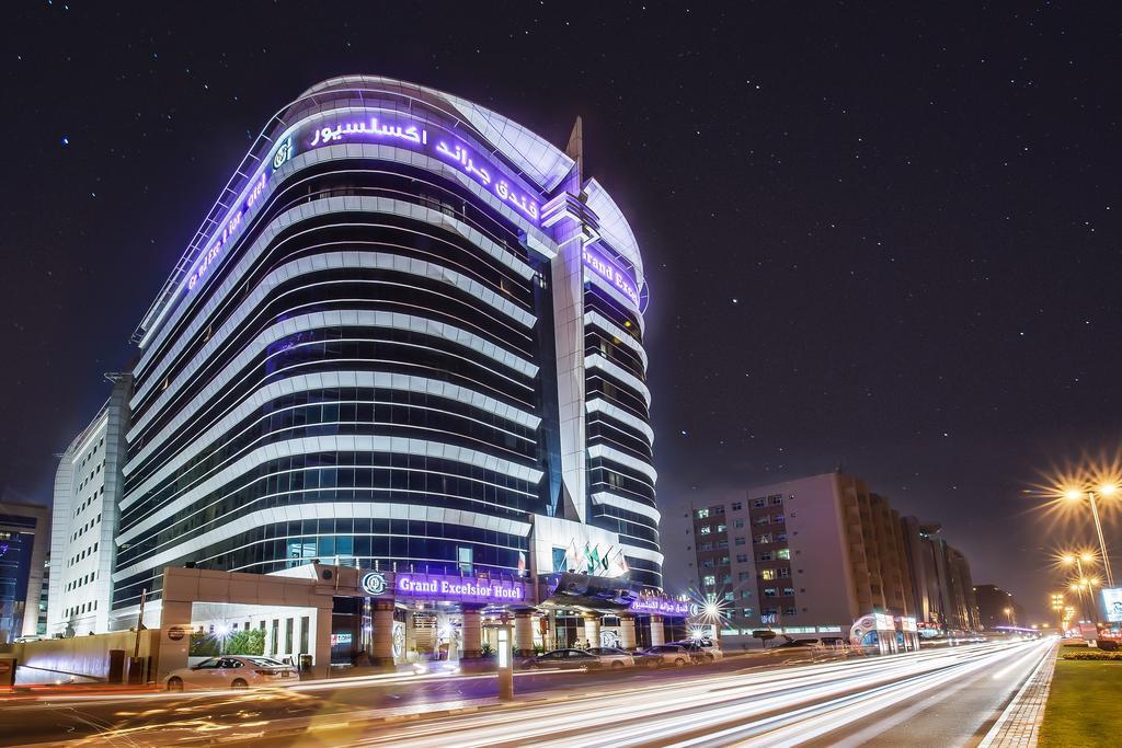 Grand Excelsior Hotel Bur Dubai, номера