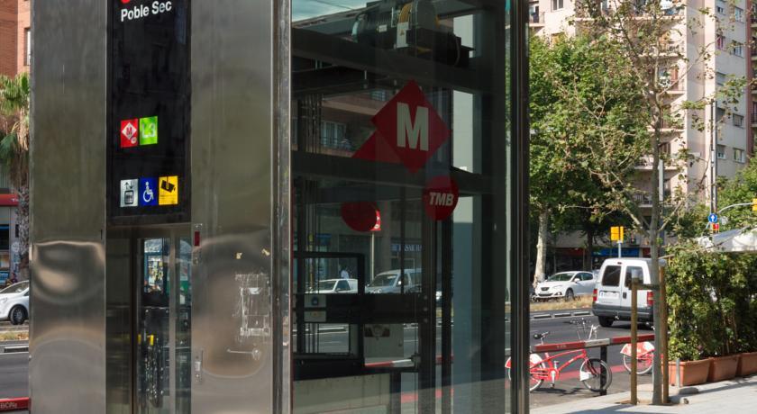Evenia Rocafort, Испания, Барселона, туры, фото и отзывы