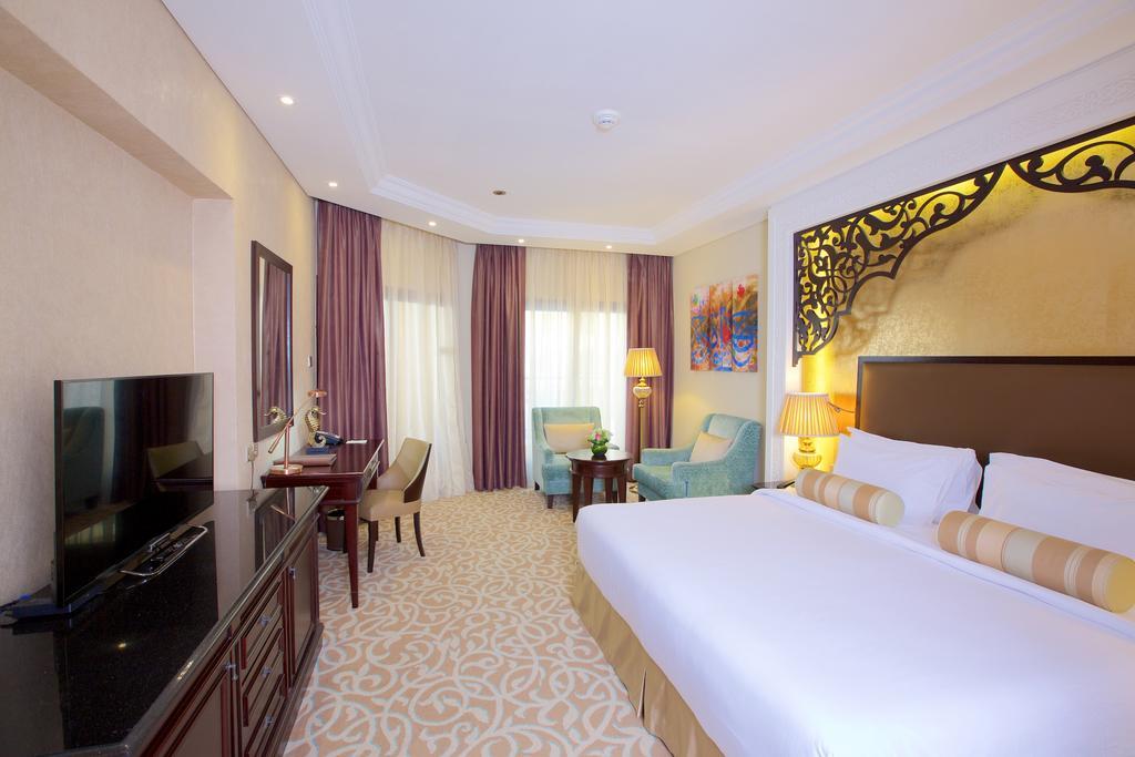 Відпочинок в готелі Marjan Island Resort & Spa Рас-ель-Хайма