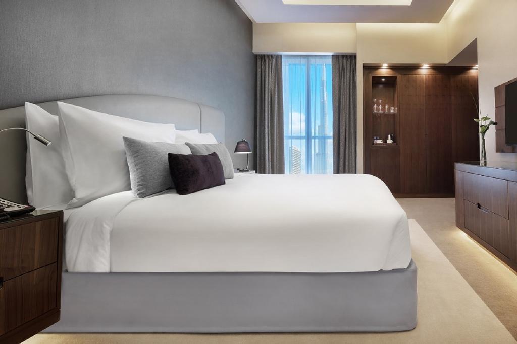 Горящие туры в отель Radisson Blu Hotel Dubai Waterfront Дубай (город) ОАЭ
