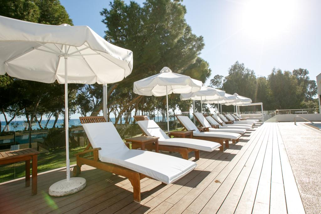 Отель, Lobelia Park Beach Annex