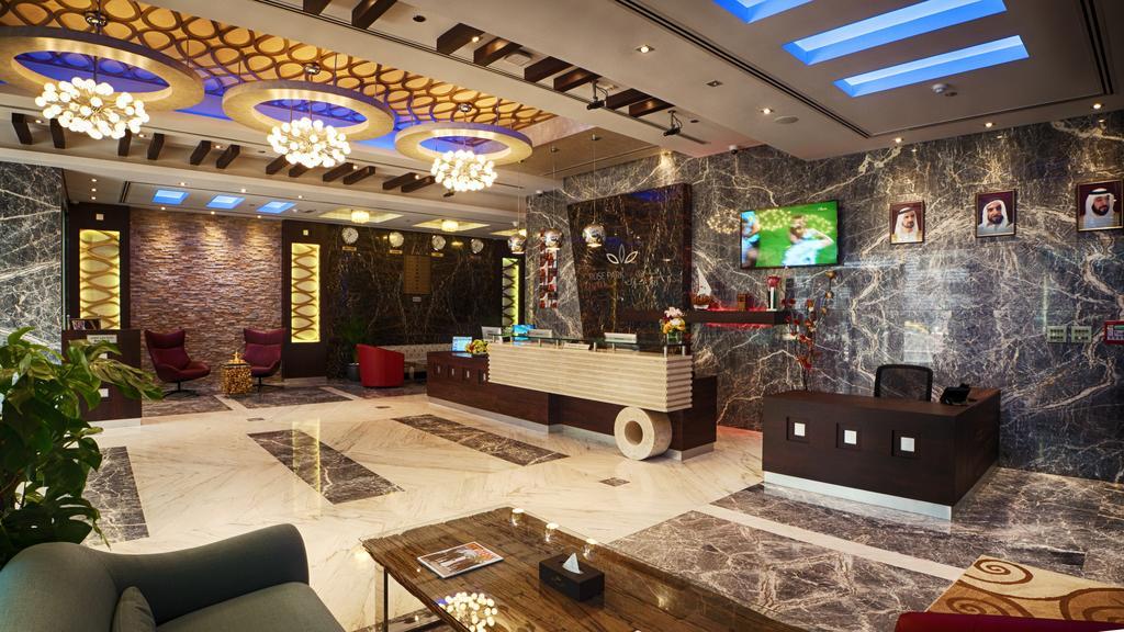 Тури в готель Rose Park Hotel Al Barsha