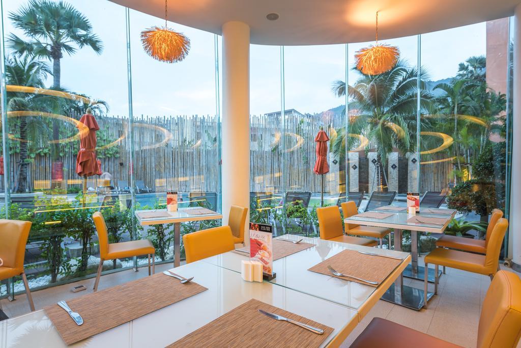 Таїланд The Beach Heights Resort