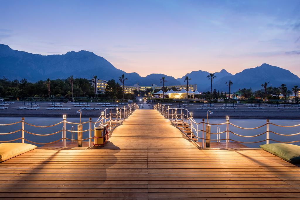 Відпочинок в готелі Mirage Park Resort Кемер