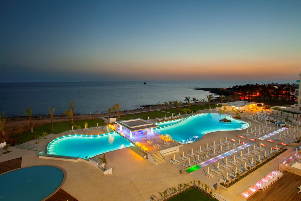 Пафос King Evelthon Beach Hotel цены