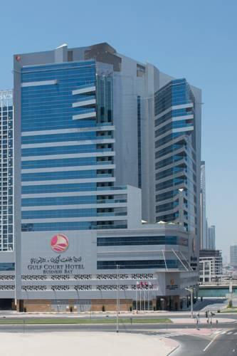 Gulf Court Hotel Business Bay, фото