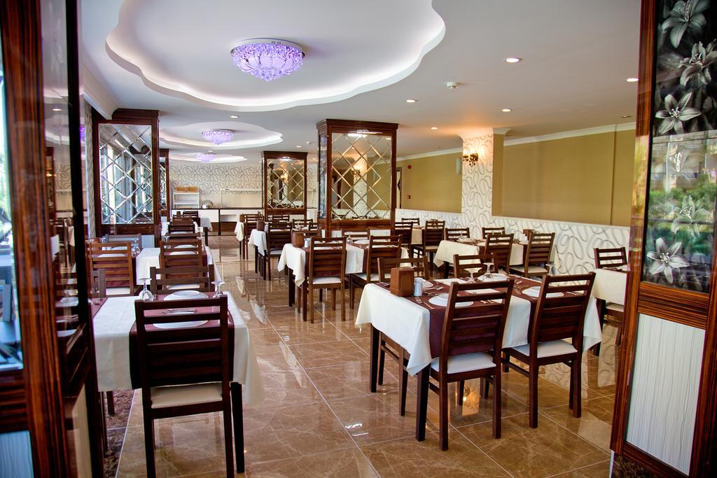 Відгуки туристів Nergis Butik Hotel