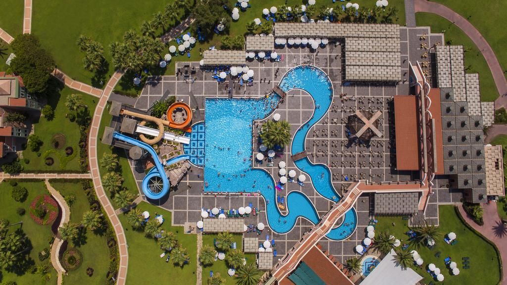 Горящие туры в отель Club Mega Saray