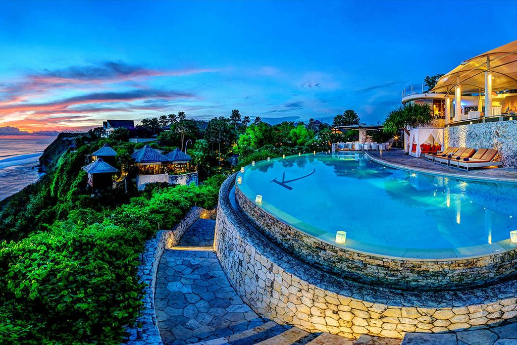 Горящие туры в отель Karma Kandara Villas Джимбаран Индонезия