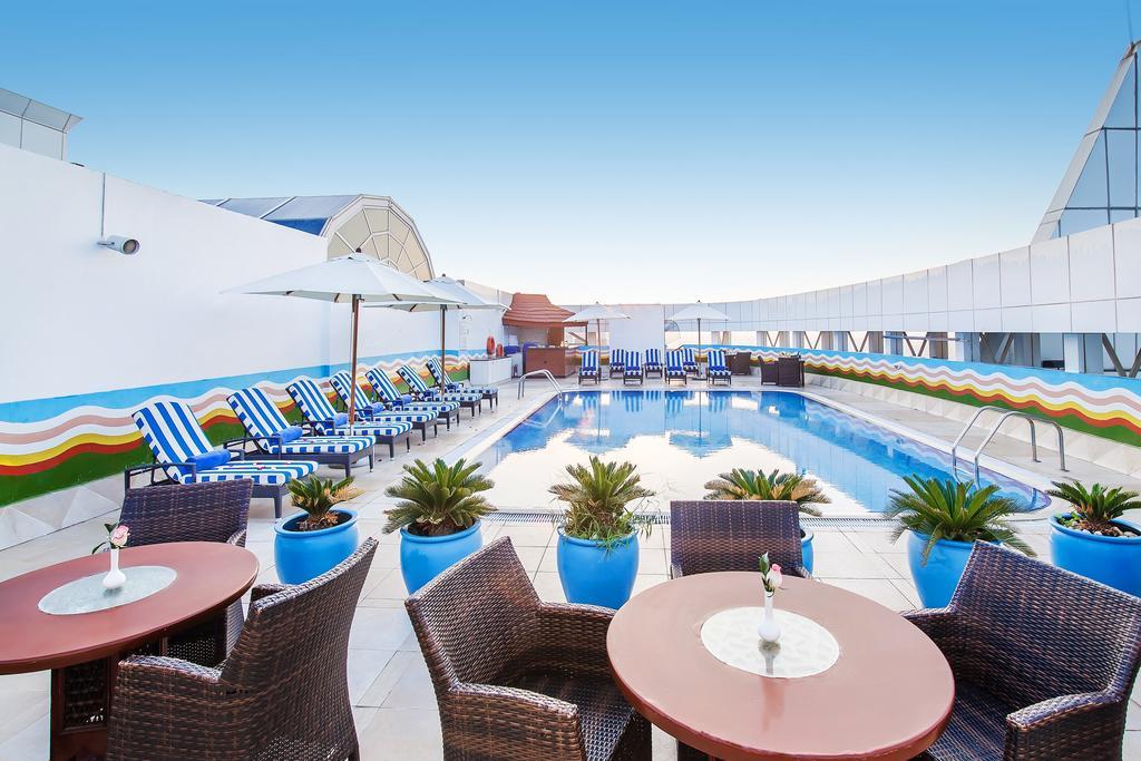 Grand Excelsior Hotel Bur Dubai, розваги