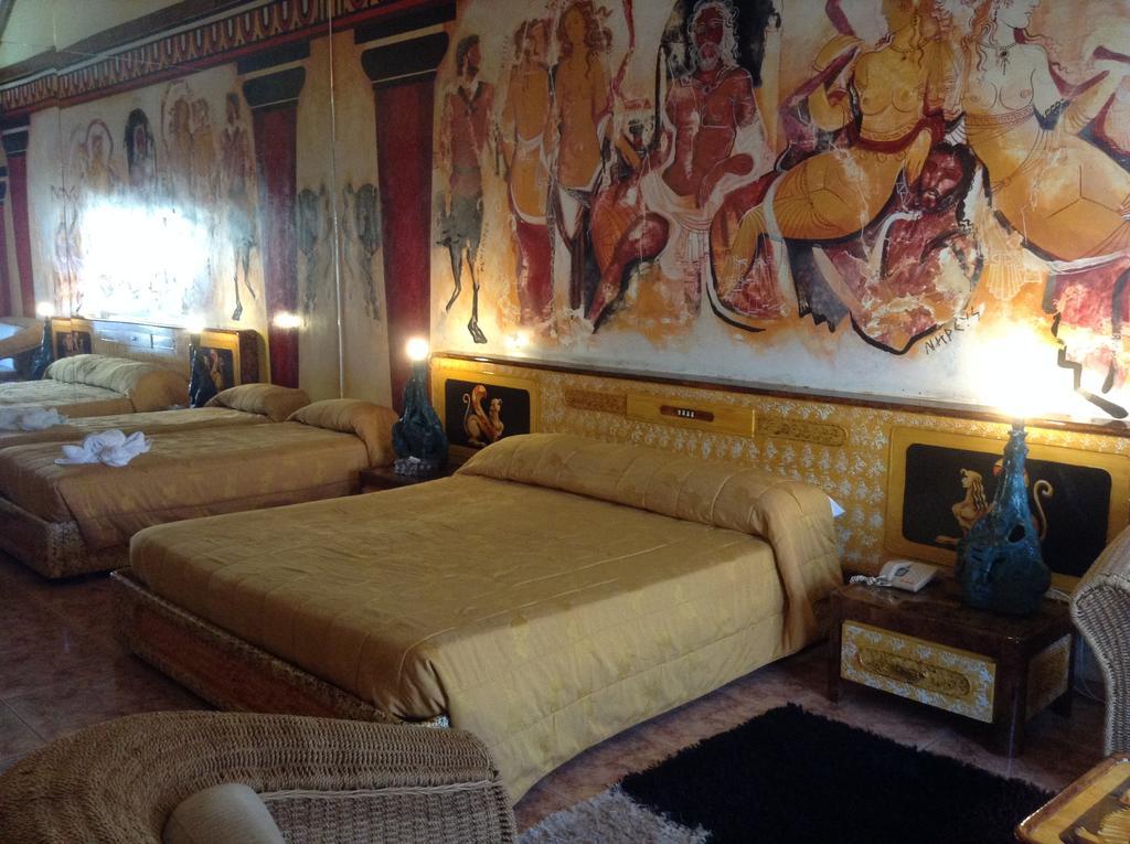 Отдых в отеле Roman Boutique Hotel