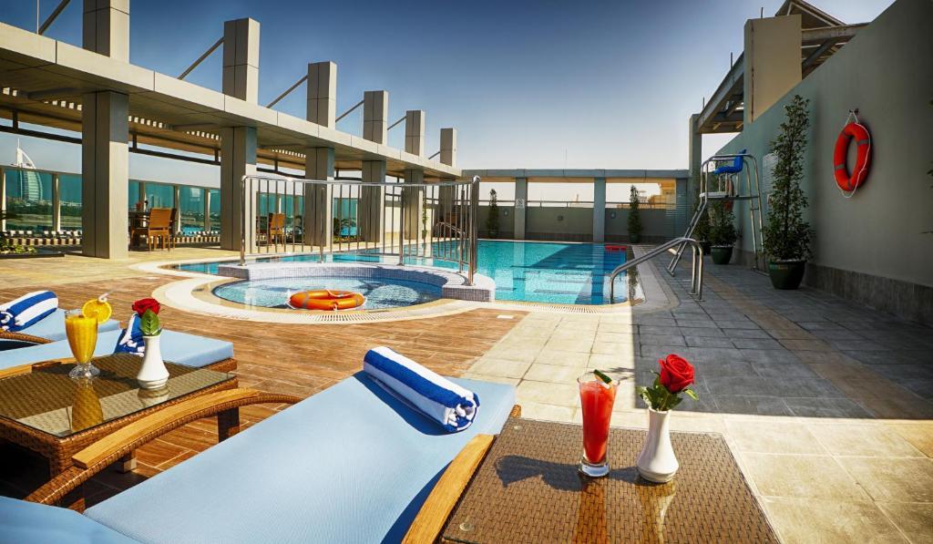 Rose Park Hotel Al Barsha, 4, фотографії
