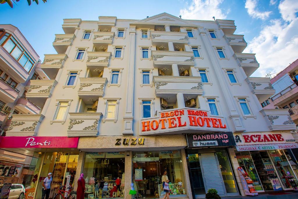Ergun Hotel, 3, фотографії