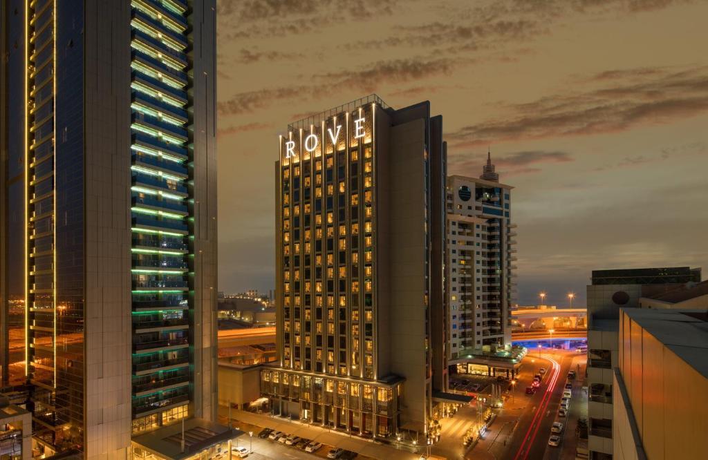 Rove Dubai Marina, 3, фотографии