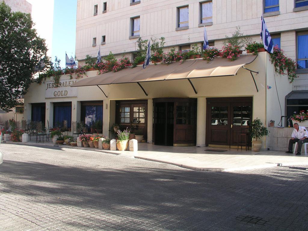 Туры в отель Jerusalem Gold