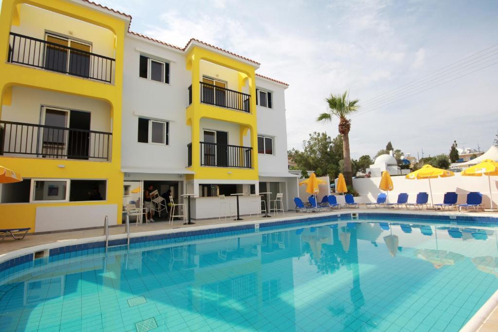 Sea Cleopatra Napa Hotel (ex. Smartline Cleopatra Annex Apartments), 3, фотографии