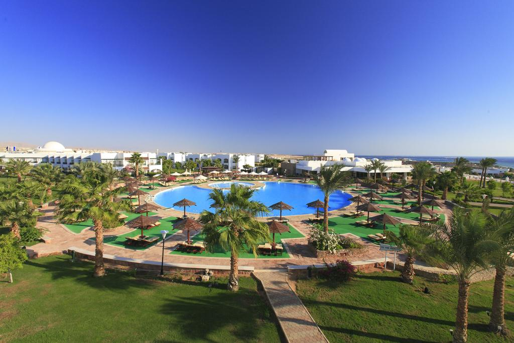 Coral Beach Rotana Resort Montazah, 4, фотографии