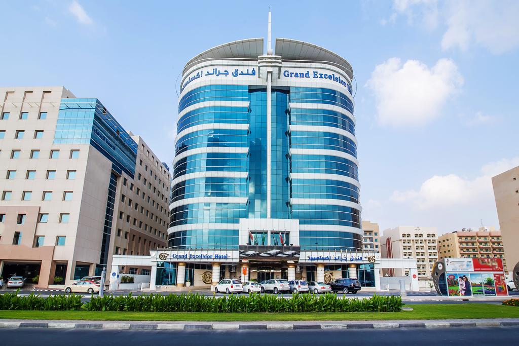 Grand Excelsior Hotel Bur Dubai, 4, фотографии