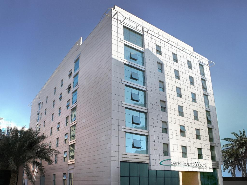 Cosmopolitan Hotel Dubai, 4, фотографии