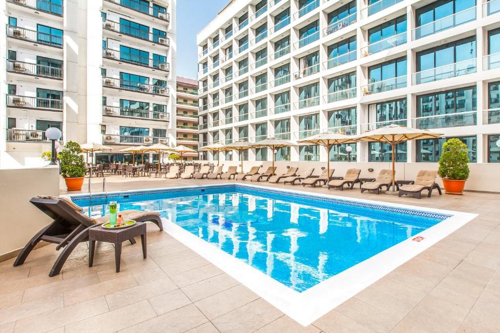 Golden Sands Hotel Apartments, APP, фотографии