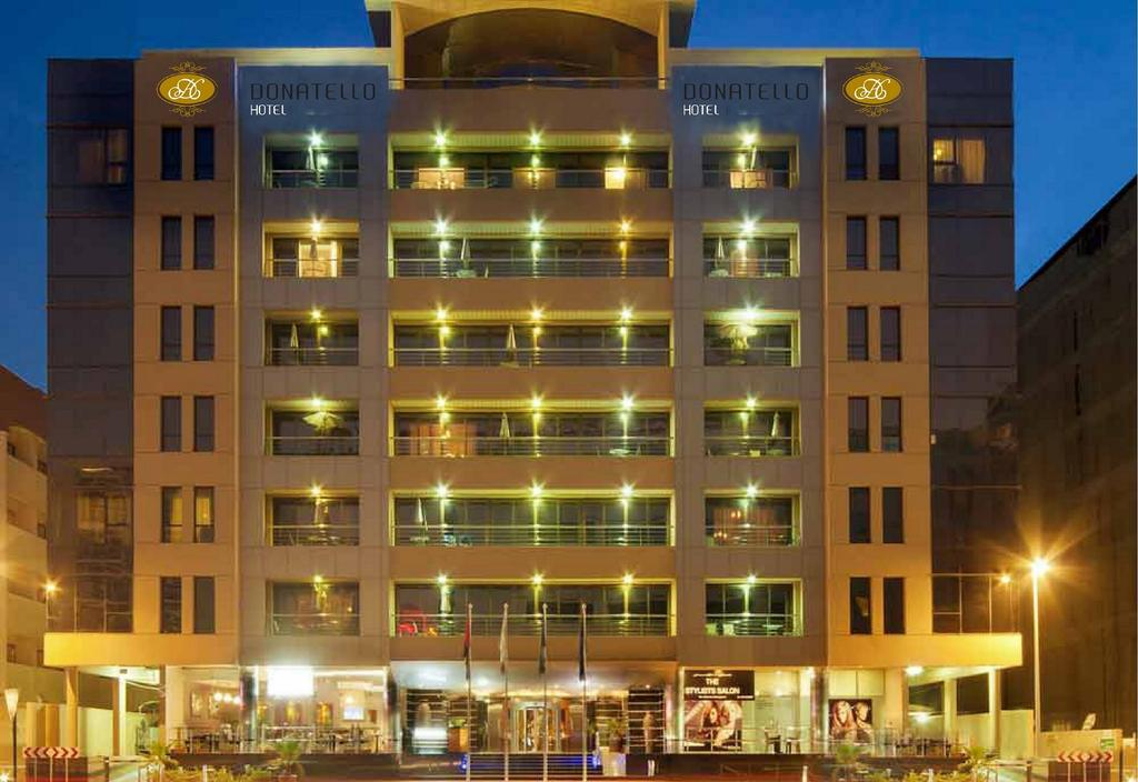 Donatello Hotel Dubai, 4, фотографии